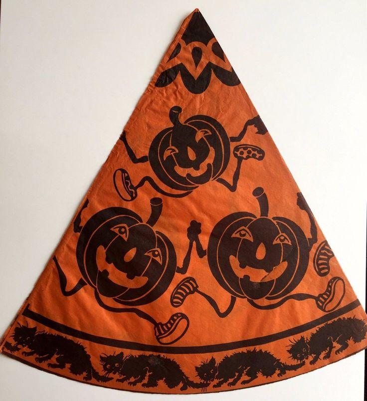http://www.ebay.com/itm/Vintage-1930-40s-Paper-Halloween-Party-Hat-Made-in-Germany-Pumpkins-Running-/252592670100?hash=item3acfb24594:g:IbMAAOSwpLNYBu5N