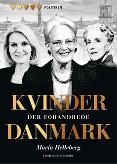 Bøger Kvinder der forandrede Danmark