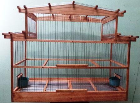 jaulon de madera