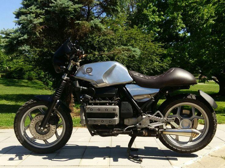 1986 BMW K100LT - Moto.ZombDrive.COM