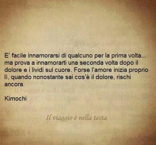 Innamorarsi....