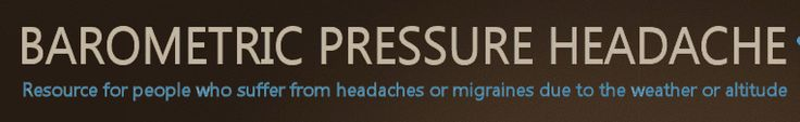 Weather Conditions and Risk of Headaches.  Lower pressure is more commonly associated with Barometric Pressure Non-Migraine Headaches. Higher pressure is more commonly associated with Barometric Pressure Migraine Headaches. http://www.barometricpressureheadache.com/weather-conditions-and-risk-of-headaches/