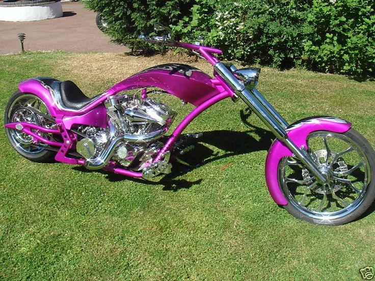 Custom cycle by American Pit Bull, USA