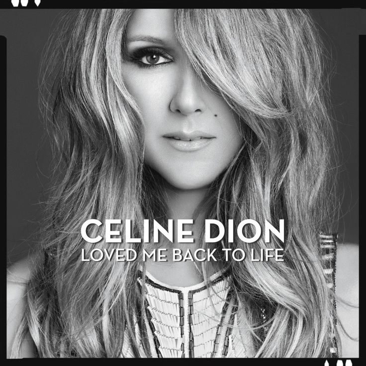 Loved Me Back To Life by Celine Dion: Amazon.co.uk: Music