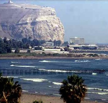Arica, Chile. 2 days!