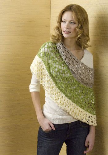 Paradores Infinity Scarf - Free Pattern