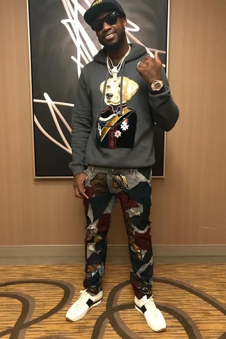 c55517101c7b Gucci Mane rocking his Dolce&Gabbana outfit | Gucci Mane in 2019 ...