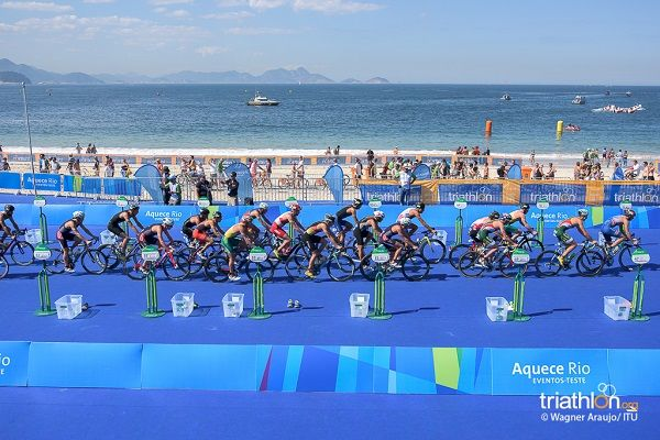 With the 2016 Rio de Janeiro Olympic Games set to open this Friday, the ITU has…