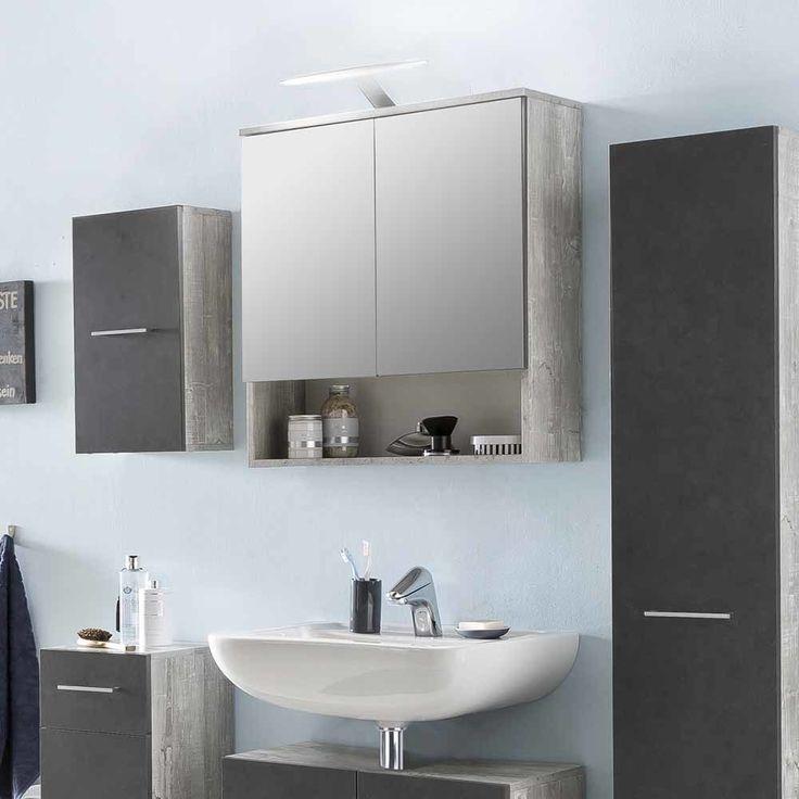 Die Besten 25+ Badezimmer Spiegelschrank Ideen Auf Pinterest Badezimmer  Einbauschrank