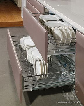 contemporary kitchen - modern - dish racks - other metro - ITB Kitchen & Wardrobe Manufacturer