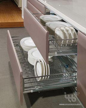 contemporary kitchen - modern - dish racks - other metro - ITB Kitchen & Wardrobe Manufacturer