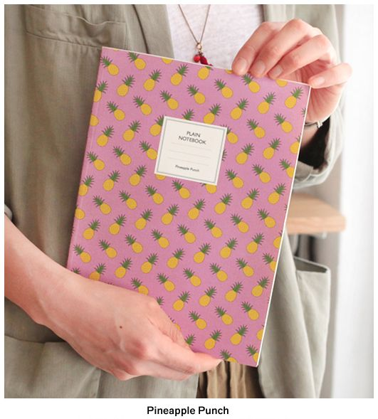 MochiThings.com: Plain Notebook