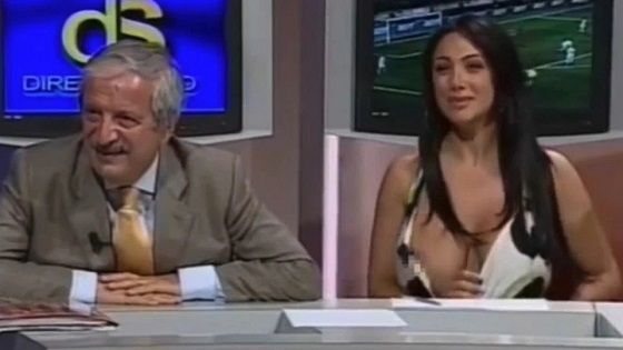 Video Of News Anchor Who Suffered Wardrobe Malfunction On Live TV Is BACK ONLINE