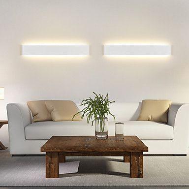 AC+85-265+6W+LED+Intégré+Moderne/Contemporain+Peintures+Fonctionnalité+for+LED,Eclairage+d'ambiance+appliques+murales+Applique+murale+–+EUR+€+39.78