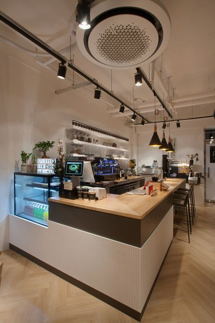 Coffee Bar Edge
