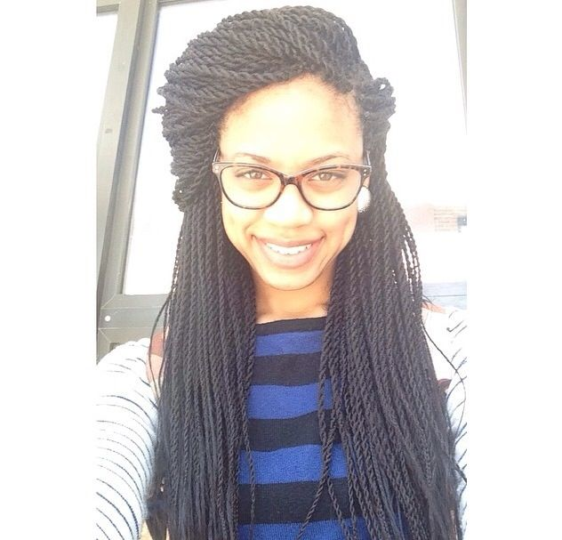 I love them soo much!!!!!!!!!!! But due to the fact I get addicted to box braids like a junkie I can never wear them again LOL!