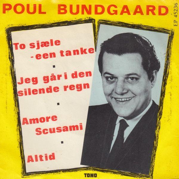 To sjæle een tanke / Jeg går i den silende regn - Poul Bundgaard performs a Danish version of both Ireland 65 and Italy 65.