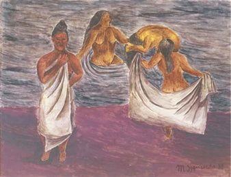 Maria Izquierdo Paintings   Maria Izquierdo (Mexican, 1902 - 1955)