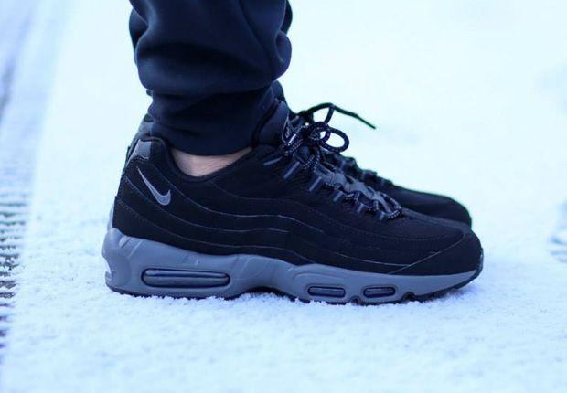 reputable site 22c04 0f236 Nike Air Max 95 - Black - Dark Grey - SneakerNews.com