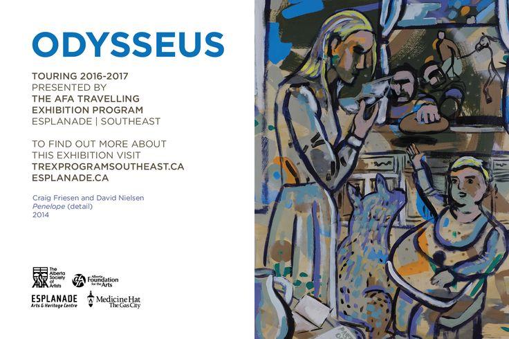Odysseus - TREX Region 4 Exhibition