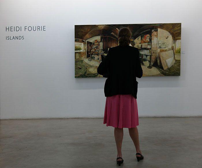 Islands by Heidi Fourie at Lizamore & Associates Gallery Johannesburg | 12 March - 2 April 2015 | www.art.co.za/heidifourie