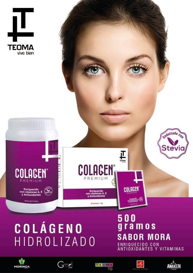 Mejores 14 im genes de colageno hidrolizado en pinterest colageno hidrolizado vitaminas y huesos - Alimentos con colageno hidrolizado ...