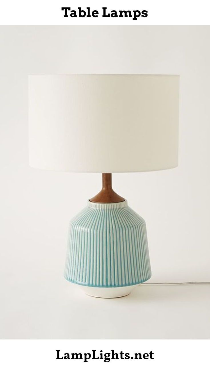 Table Lamps May Be Placed Where They Are Needed Table Lamp