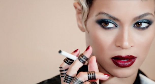 Haunted - Beyonce's Makeup Looks from the Beyonce Visual Album