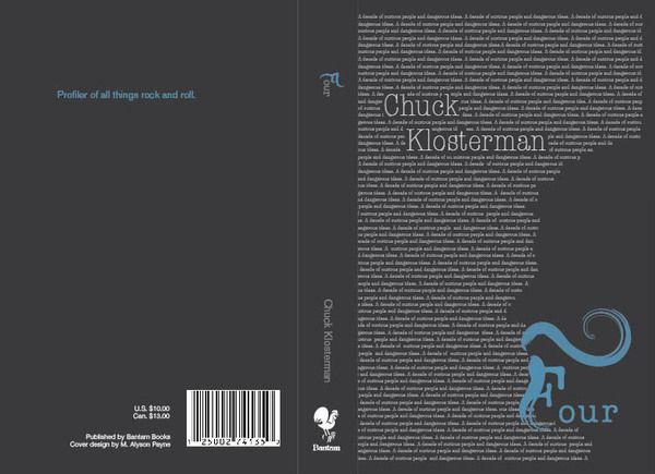 Book Cover Series on Behance As you can see the back cover of the book design is quiet clever because they leave it to be quiet simple and blank and only have the title at the top of the page in the same colour of the illustration which is at the front. The back cover will have a specific meaning and thought careful to give a powerful meaning through typography.