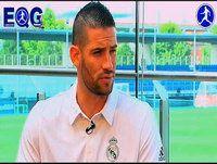 PB - Audio: Entrevista concedida a Real Madrid Televisión de Kiko Casilla, Nuevo Portero del Club Blanco