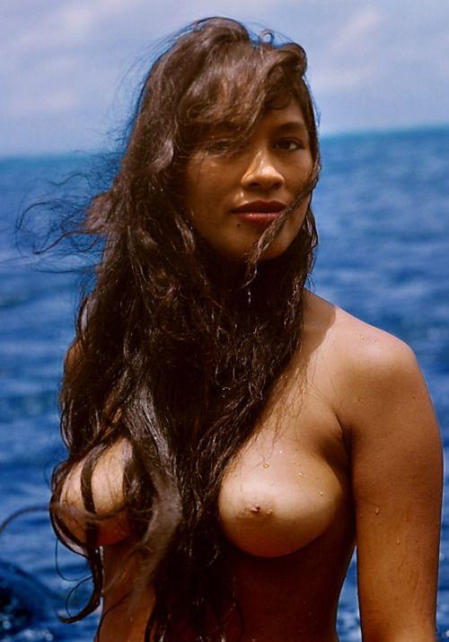 polynesian lady photos nude