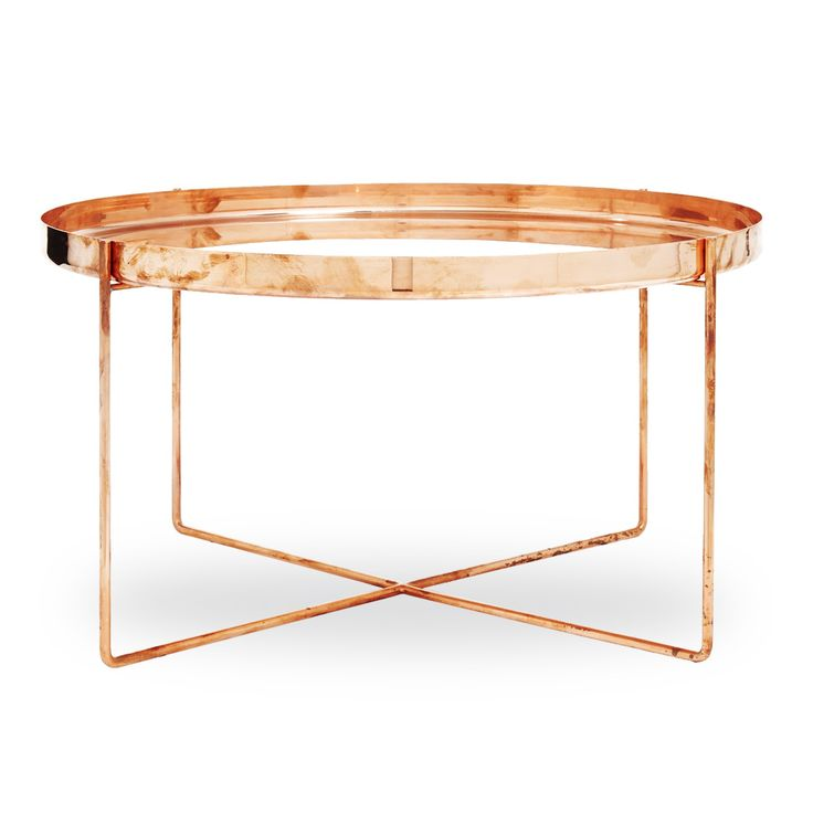 Coffee Table Copper Tray: 17 Best Ideas About Copper Side Table On Pinterest