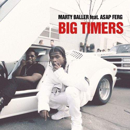 "Marty Baller And A$AP Ferg Link Up On ""Big Timers"""