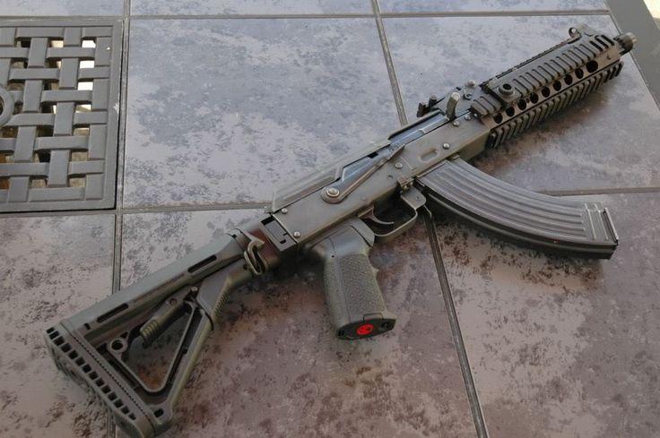 46 best ak ideas images on pinterest | hand guns, military guns and
