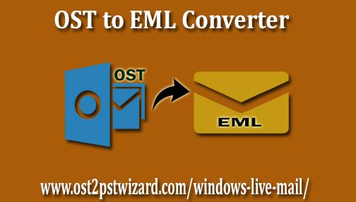 OST to EML Converter allows to Batch export #Outlook OST