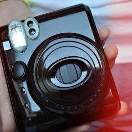 FujiFilm Instax Mini 50s — Maxwell's Daily Find 01.17.14