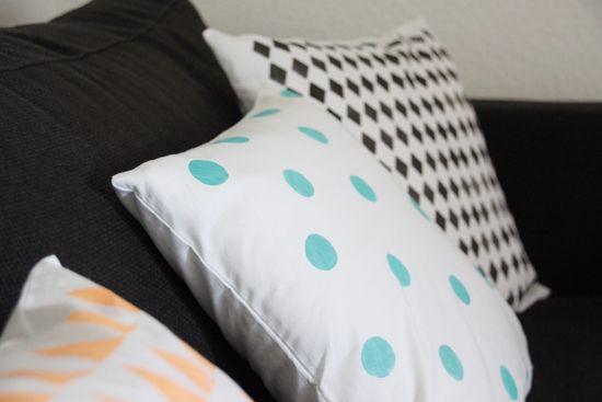 25 beste idee n over kissen bedrucken op pinterest. Black Bedroom Furniture Sets. Home Design Ideas