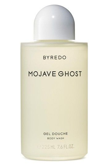 Free shipping and returns on BYREDO Mojave Ghost Body Wash at Nordstrom.com. What it is: A body wash fragranced with the woody, aromatic scent of Mojave Ghost.Fragrance story: In the xeric wilderness of the Mojave desert, trees and vegetation more ancient than many civilizations defy conditions that prey on human vulnerability. The ghost flower is a rare species that dares to blossom above this baked, hard ground. Despite its arid surroundings and inability to produce nectar, the ghost…