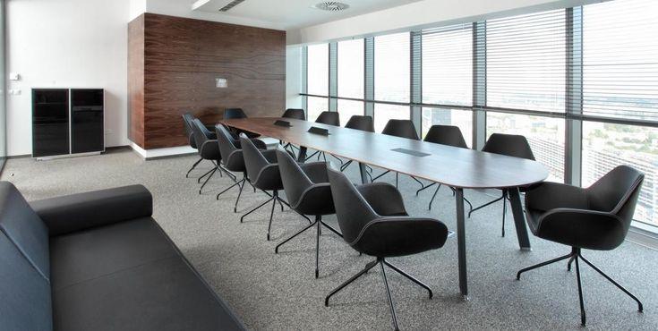 #Meble #biurowe modułowe Simplic - #sala konferencyjna http://www.arteam.pl/aktualnosci/meble-biurowe-modulowe/
