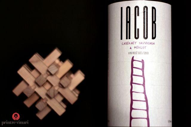 Iacob Rose 2013 by Unicom Production, Romania. #winesofromania