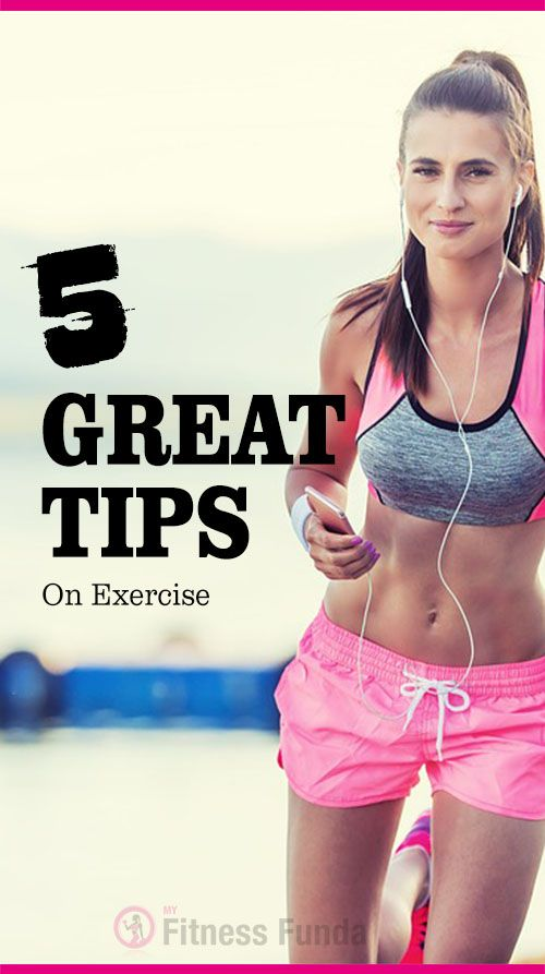 5 Great Tips On Exercise #fitness