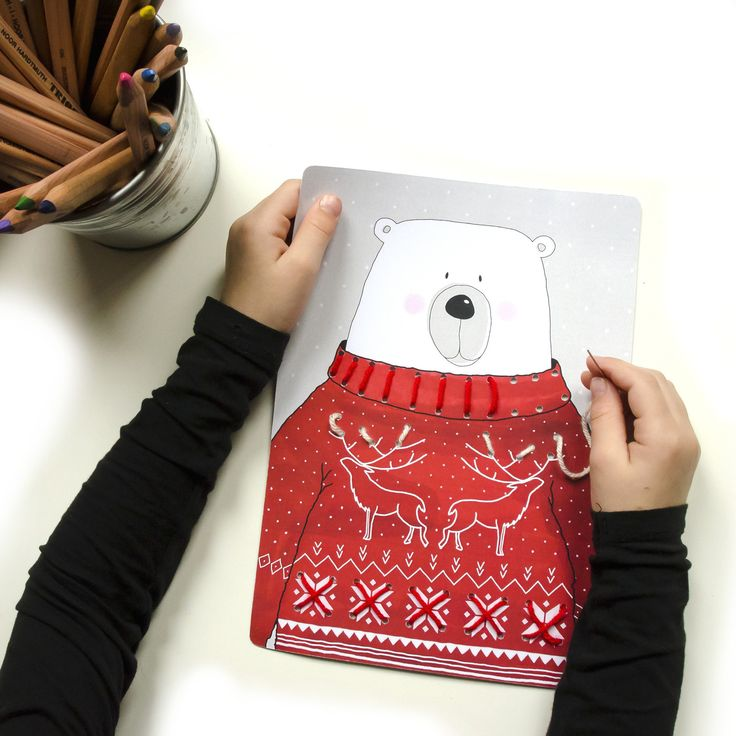 Animals and Sweaters - knitting for kids by Pipasik