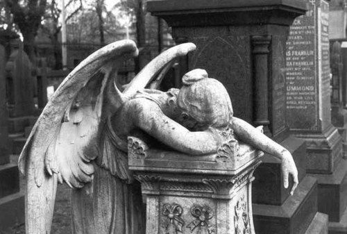 And all the angels wept...