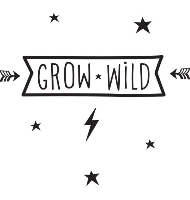 Grow Wild - Wall Stickers - Featured Products - Bea and The Boy