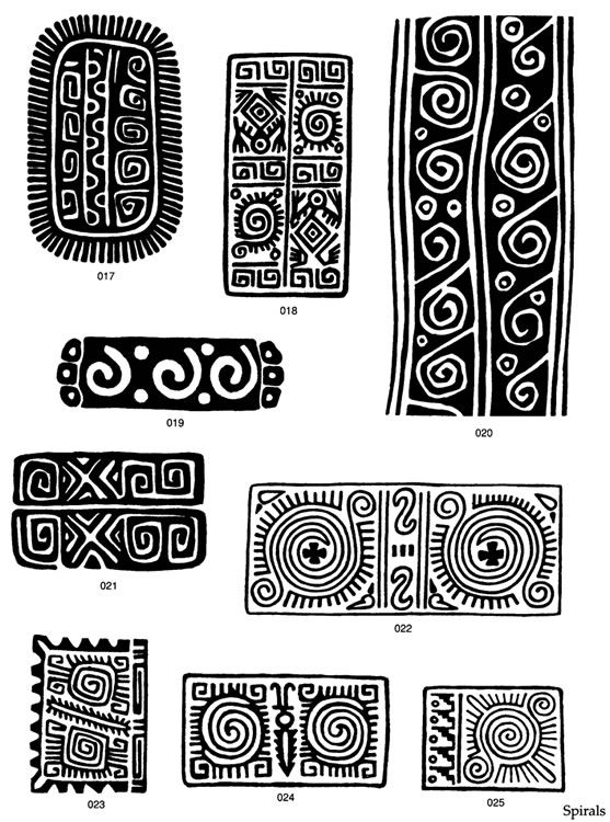 14 Best Pattern Maya Images On Pinterest Aztec Patterns And
