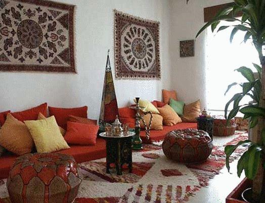 Les 177 meilleures images propos de idees maison sur pinterest maroc d c - Salon oriental au sol ...