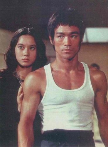 Bruce Lee In Return of the Dragon (Way of the Dragon)
