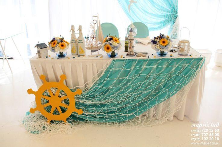 свадьба в морском стиле оформление фото: 20 тыс изображений найдено в Яндекс.Картинках