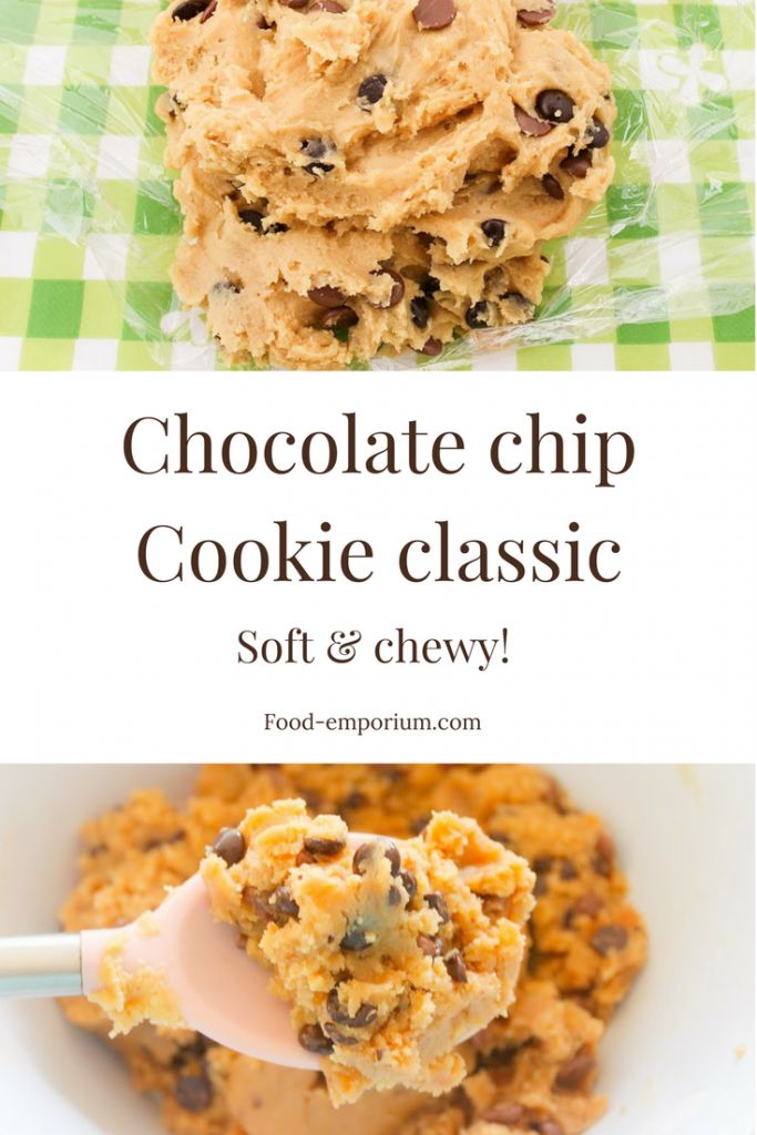 Chocolate+chip+cookie+classic Our Chocolate chip cookie recipe blog is online. See how we make our chocolate chip soft and chewy!  #Chocolatechipcookieclassic #chocolatechip #Cookie #Chocolate #Baking #recipe #Bakeblog #foodemporium #cookiesanddoughemporium