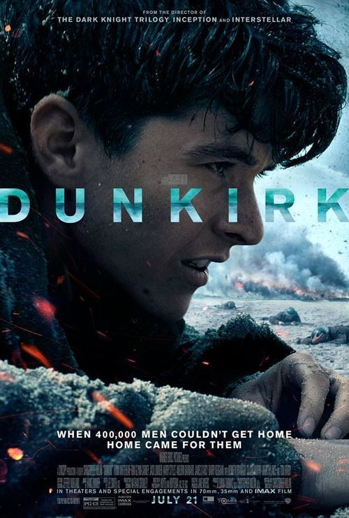 Dunkirk 【 FuII • Movie • Streaming